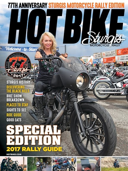Hot Bike Cover - 8/29/2017