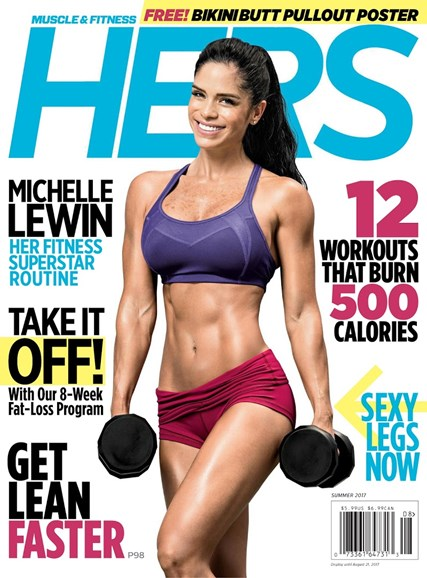 Muscle & Fitness Hers Cover - 6/1/2017