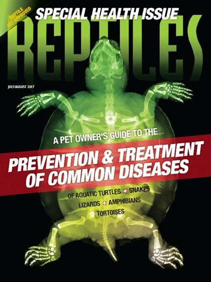 Reptiles Cover - 7/1/2017