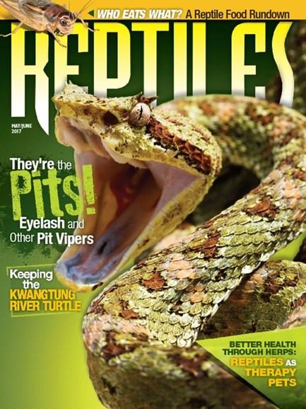 Reptiles Cover - 5/1/2017