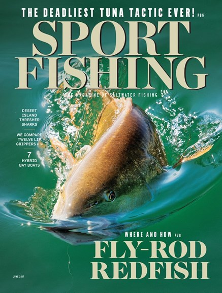 Sport Fishing Cover - 6/1/2017