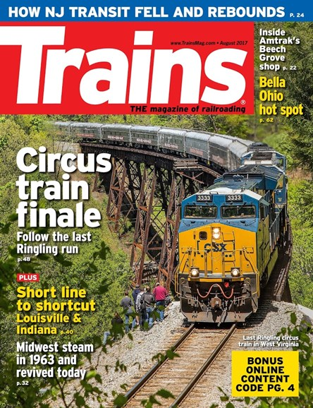 Trains Cover - 8/1/2017