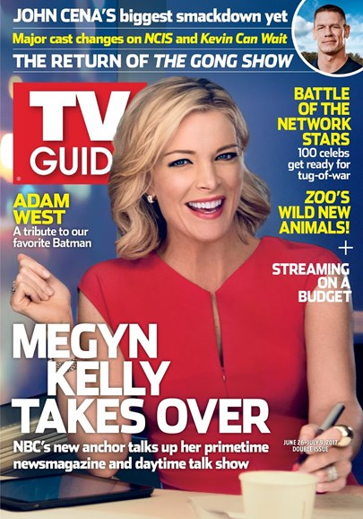 TV Guide Cover - 6/26/2017