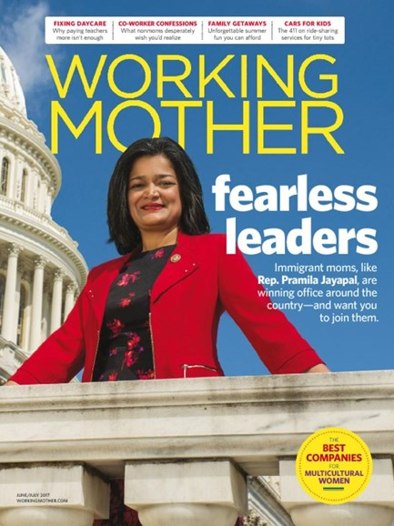 Working Mother Cover - 6/1/2017