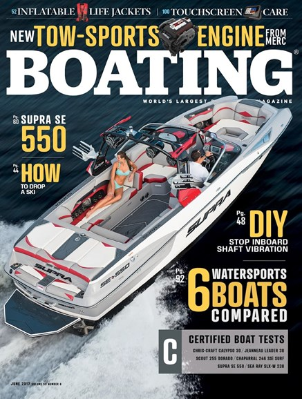 Boating Cover - 6/1/2017