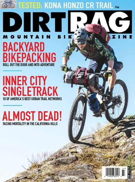 Dirt Rag Cover - 5/1/2017