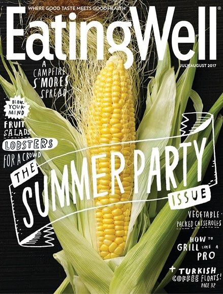 EatingWell Cover - 7/1/2017