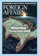 Foreign Affairs Magazine 7/1/2017