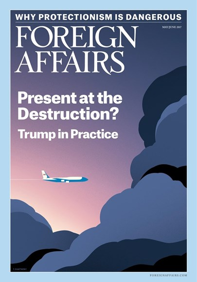 Foreign Affairs Cover - 5/1/2017