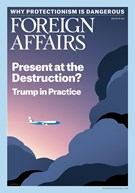 Foreign Affairs Magazine 5/1/2017