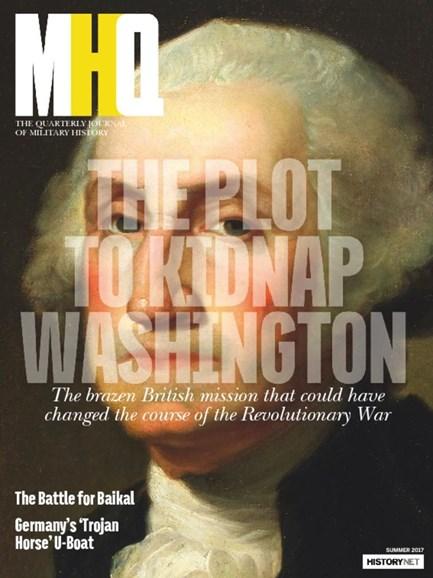 MHQ: Military History Quarterly Cover - 6/1/2017
