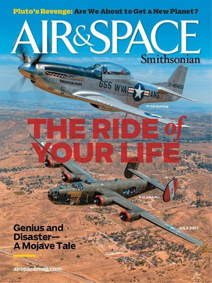 Air & Space Cover - 7/1/2017