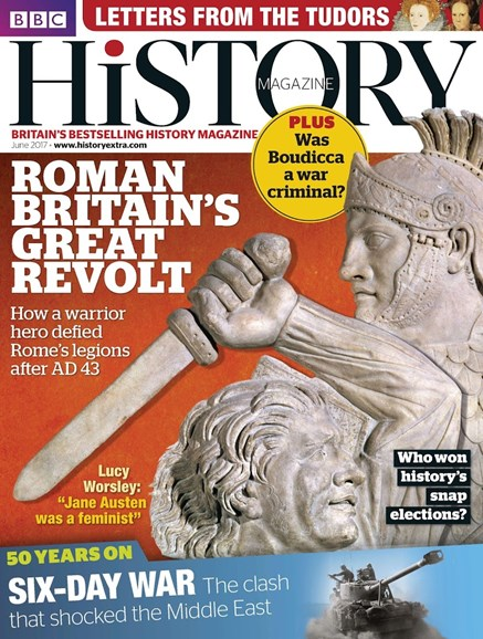BBC History Cover - 6/1/2017