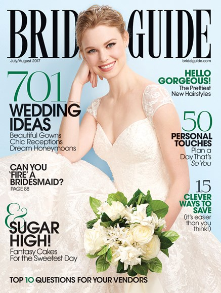 Bridal Guide Cover - 7/1/2017