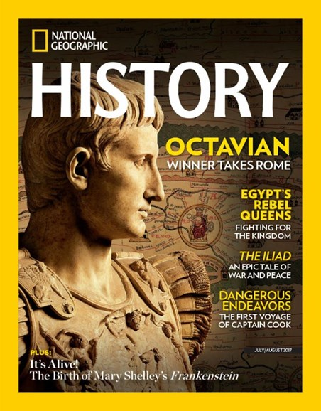 National Geographic History Cover - 7/1/2017