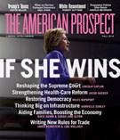 The American Prospect Magazine 9/1/2016