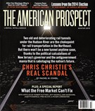 The American Prospect Magazine 12/1/2014