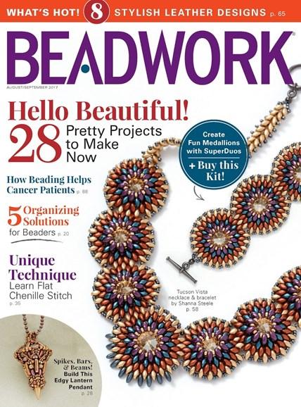 Beadwork Cover - 8/1/2017