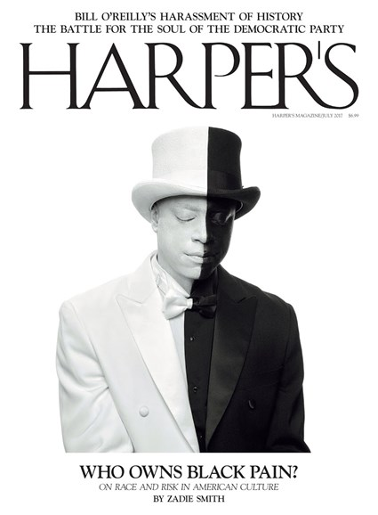 Harper's Cover - 7/1/2017