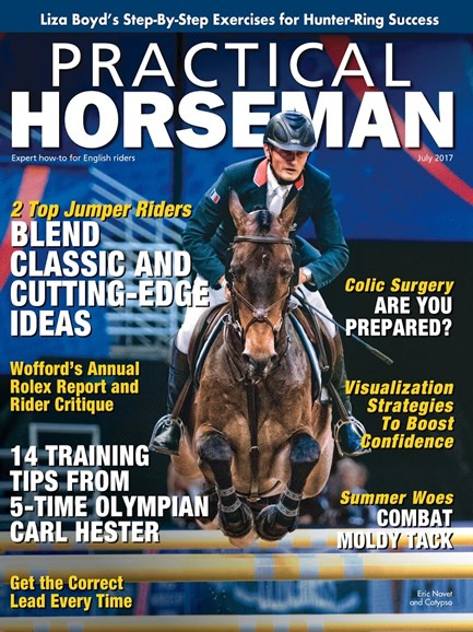Practical Horseman Cover - 7/1/2017