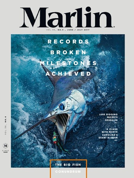 Marlin Cover - 6/1/2017
