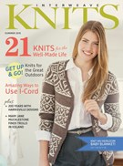 Interweave Knits Magazine 6/1/2015