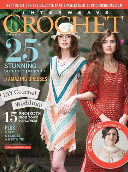 Interweave Crochet Cover - 6/1/2015