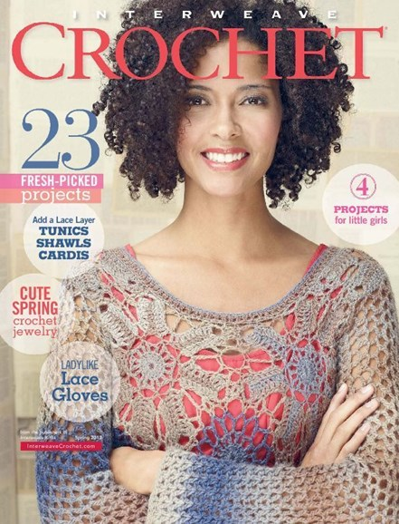 Interweave Crochet Cover - 3/1/2013