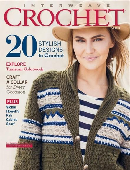Interweave Crochet Cover - 9/1/2014