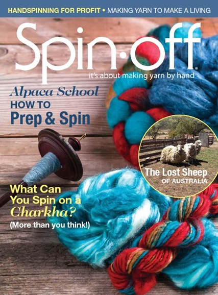 Spin Off Cover - 6/1/2016