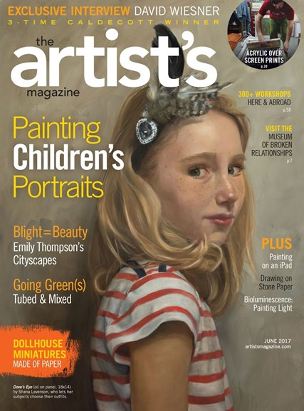 Artists Cover - 6/1/2017