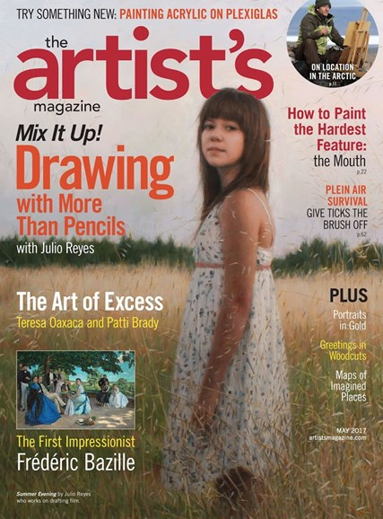 Artists Cover - 5/1/2017