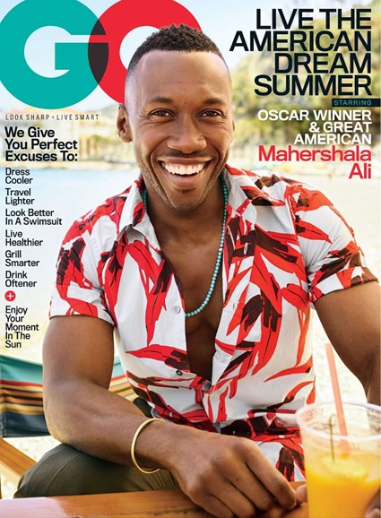 Gentlemen's Quarterly - GQ Cover - 7/1/2017