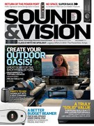 Sound & Vision Magazine 7/1/2017