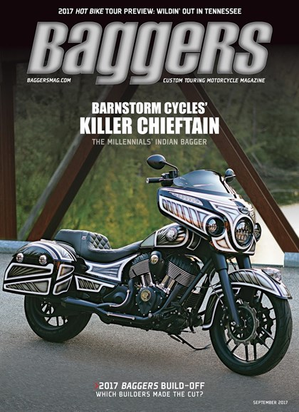 Baggers Cover - 9/1/2017
