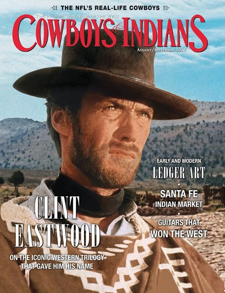 Cowboys & Indians Cover - 8/1/2017