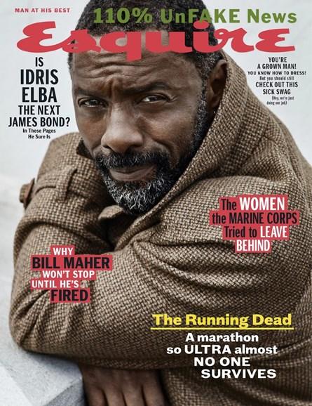 Esquire Cover - 8/1/2017