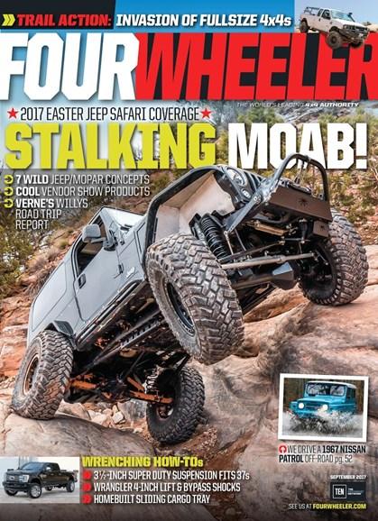 Four Wheeler Cover - 9/1/2017