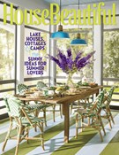 House Beautiful Magazine 7/1/2017