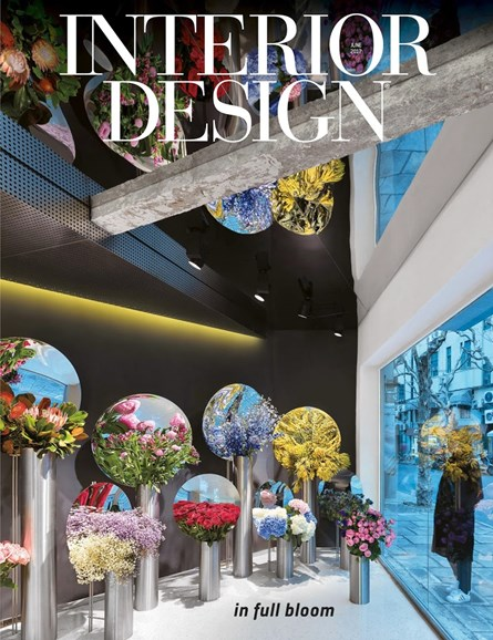 Interior Design Cover - 6/1/2017