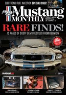 Mustang Monthly Magazine 8/1/2017