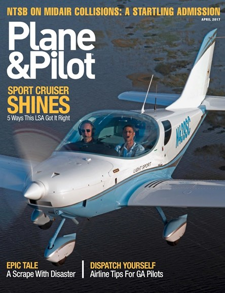 Plane & Pilot Cover - 4/1/2017