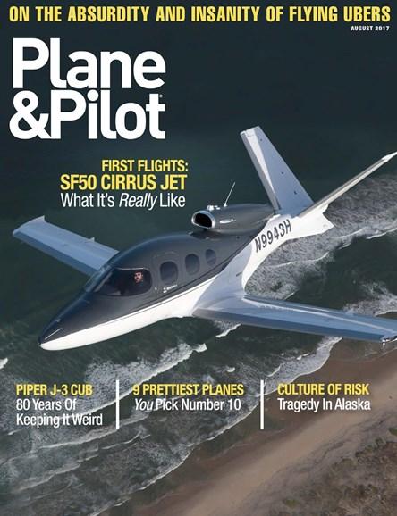 Plane & Pilot Cover - 8/1/2017