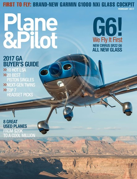 Plane & Pilot Cover - 1/1/2017