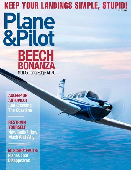 Plane & Pilot Cover - 7/1/2017