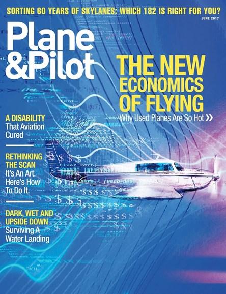Plane & Pilot Cover - 6/1/2017