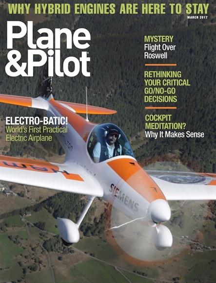 Plane & Pilot Cover - 3/1/2017