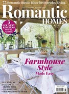 Romantic Homes Magazine 8/1/2017