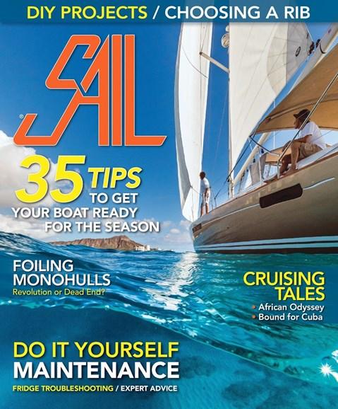 Sail Cover - 4/1/2017