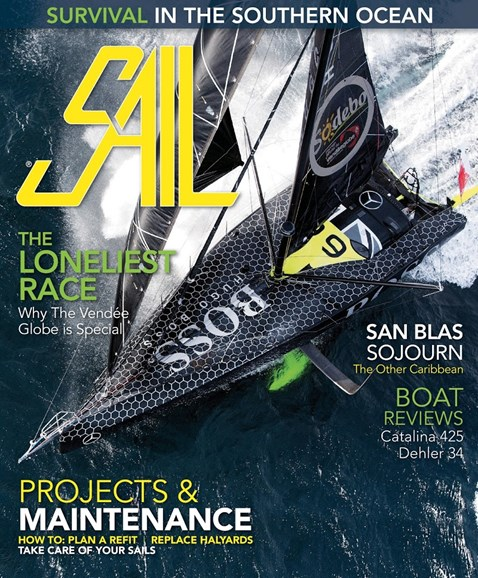 Sail Cover - 1/1/2017